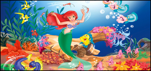 The Little Mermaid - Ariel and Friends