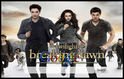 Breaking Dawn Part 2. Edward, Bella and Jacob