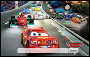 Lightning McQueen from Cars 2