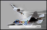 Two Fighter Jets Google Homepage