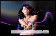 Sexy Megan Fox Google Homepage